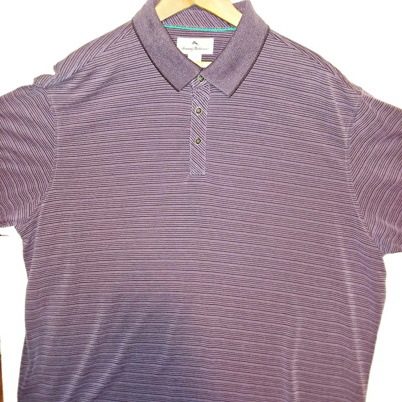 Tommy Bahama Other - Tommy Bahama Striped Polo Shirt XXL